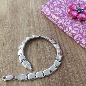 Jewelry - Sterling Silver Link Bracelet